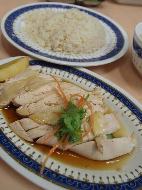Lucky Chicken Riceの画像