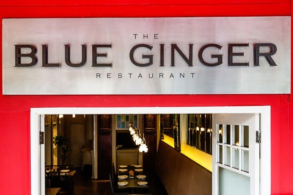 The Blue Gingerの画像