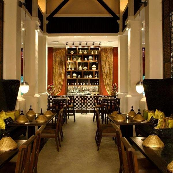 Jim Thompson a Thai Restaurant and Wine Bar Singaporeの画像