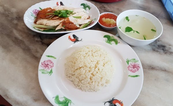 Wee Nam Kee Hainanese Chicken Rice Restaurantの画像