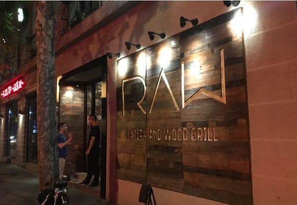 RAW Eatery And Wood Grillの画像