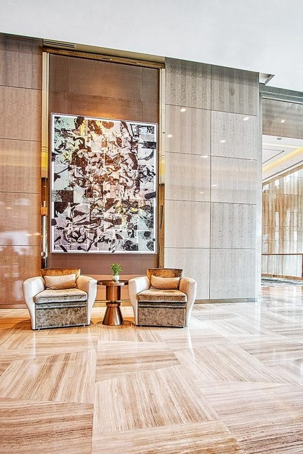 The Lounge at Four Seasons KLの画像
