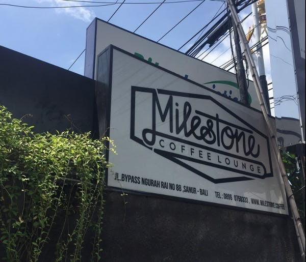 Milestone Coffeeの画像