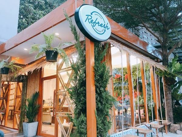 Refresh Tropical Cafeの画像